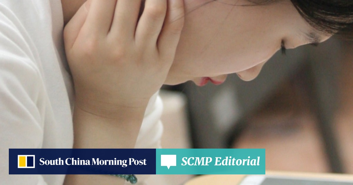 Why South Koreans are trapped in a lifetime of study | South China