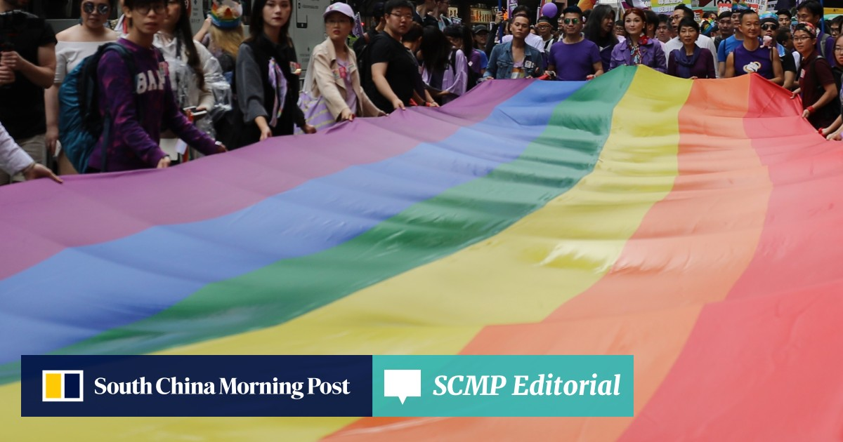 Progress has been made on LGBT equality but Hong Kong's government