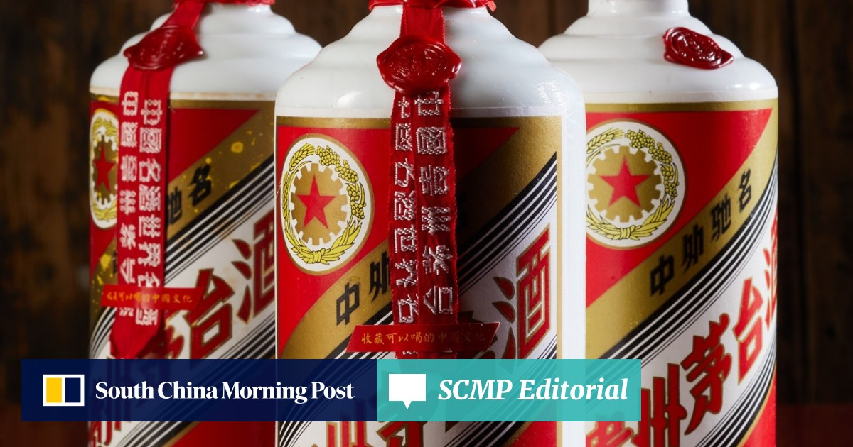 Premium baijiu is a great investment – but beware of fake Chinese