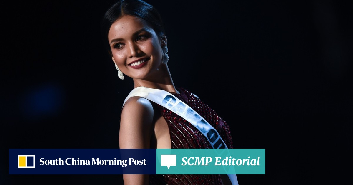 26a7b3c9471 Miss USA Sarah Rose Summers is caught on video mocking Asian rivals'  English at Miss Universe show | South China Morning Post