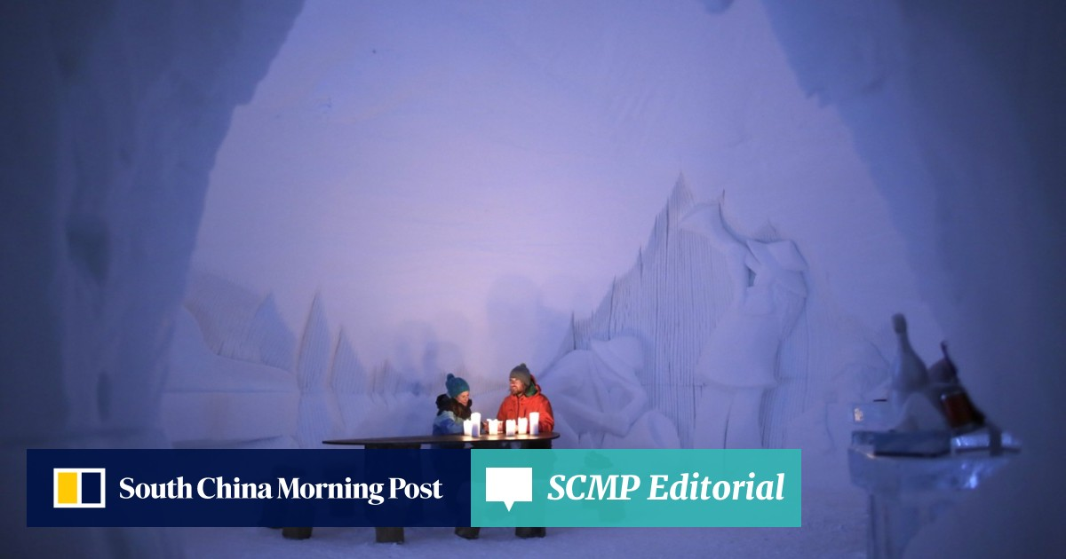 Igloo hotels: hot winter trend offers skiers no-frills