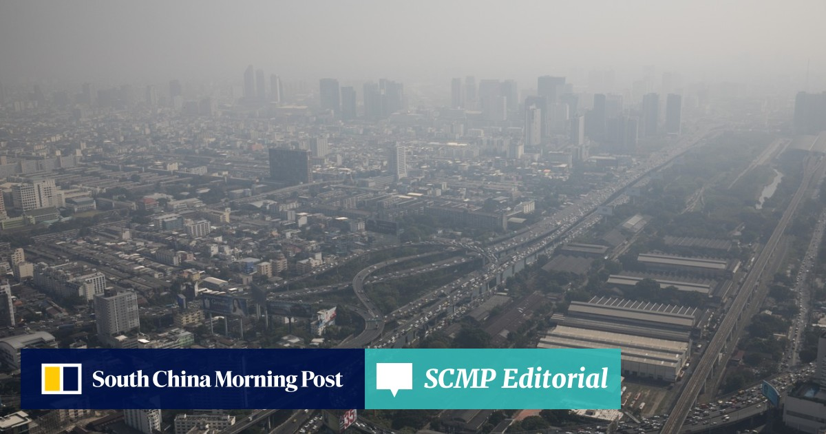 Bangkok's smog crisis forces 437 schools to close after