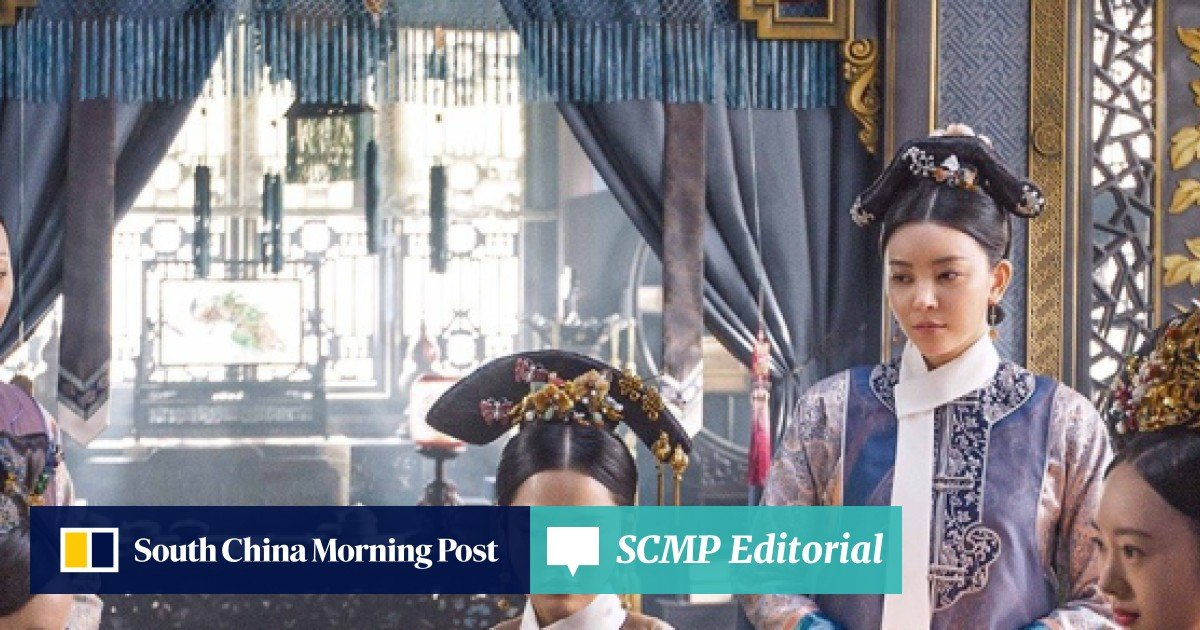 Story of Yanxi Palace: how China finds fresh political drama