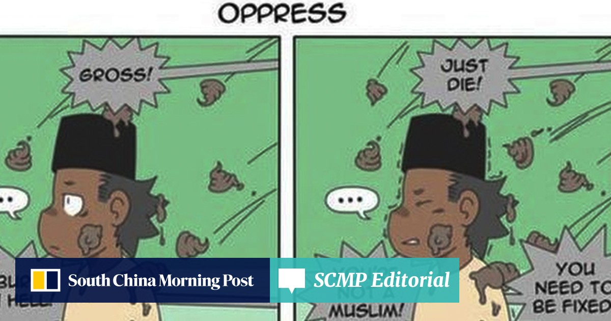 Why did Indonesia pressure Instragam to remove Alpatuni, a comic strip  depicting the struggles of gay characters?   South China Morning Post