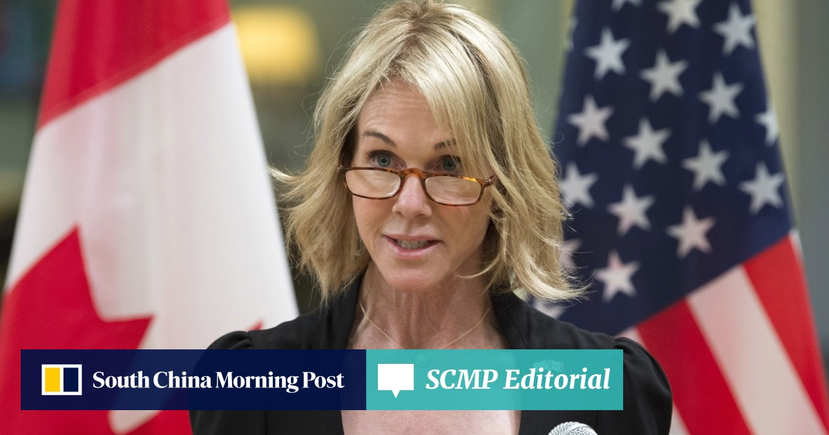 US Ambassador to Canada Kelly Craft is Trump's new favourite for UN