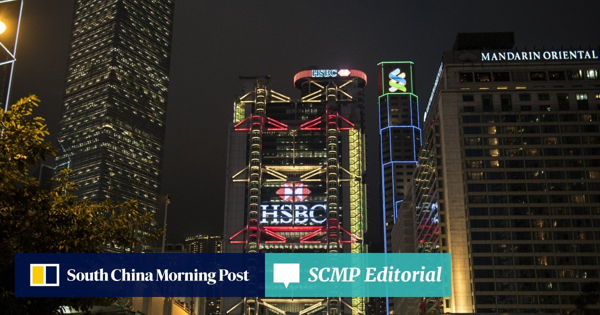 French documentary Banksters takes HSBC, China's financial sector to