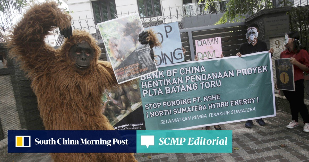 Indonesia court allows construction of China-backed dam in