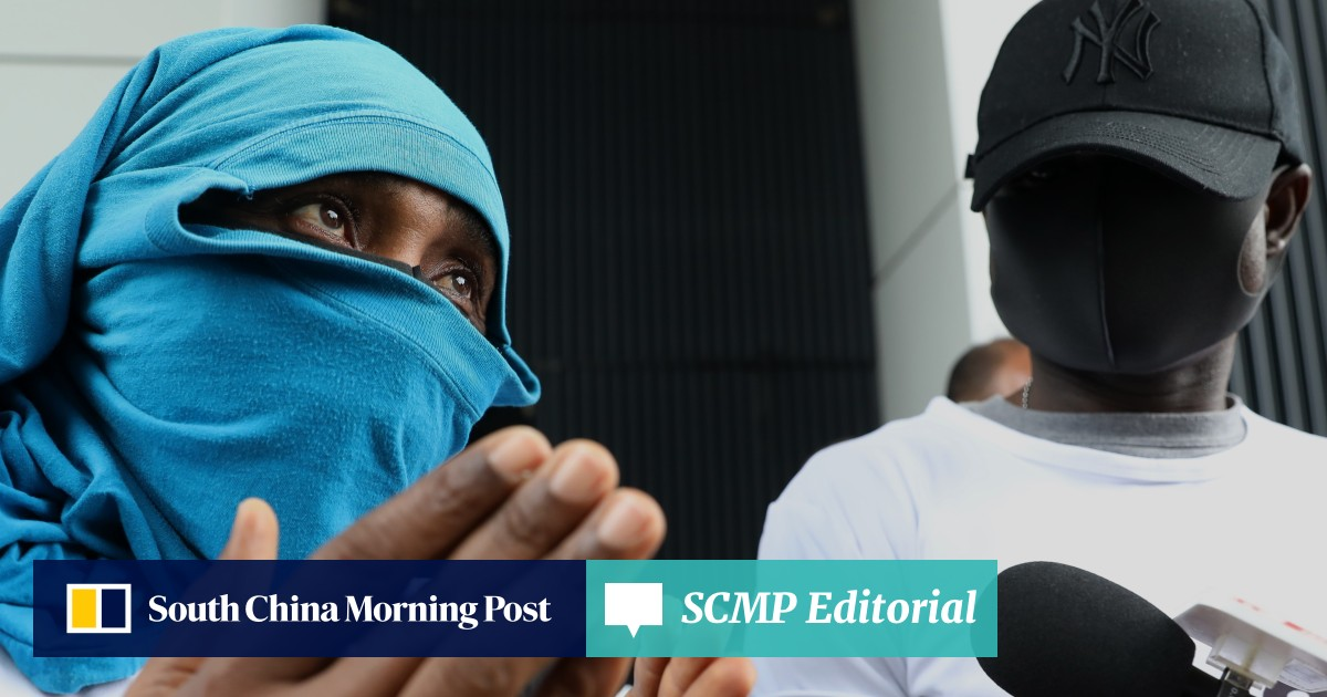 8a91a9ec724f7c Refugees appeal to Hong Kong government to end their 'long wait' and allow  them to leave city | South China Morning Post