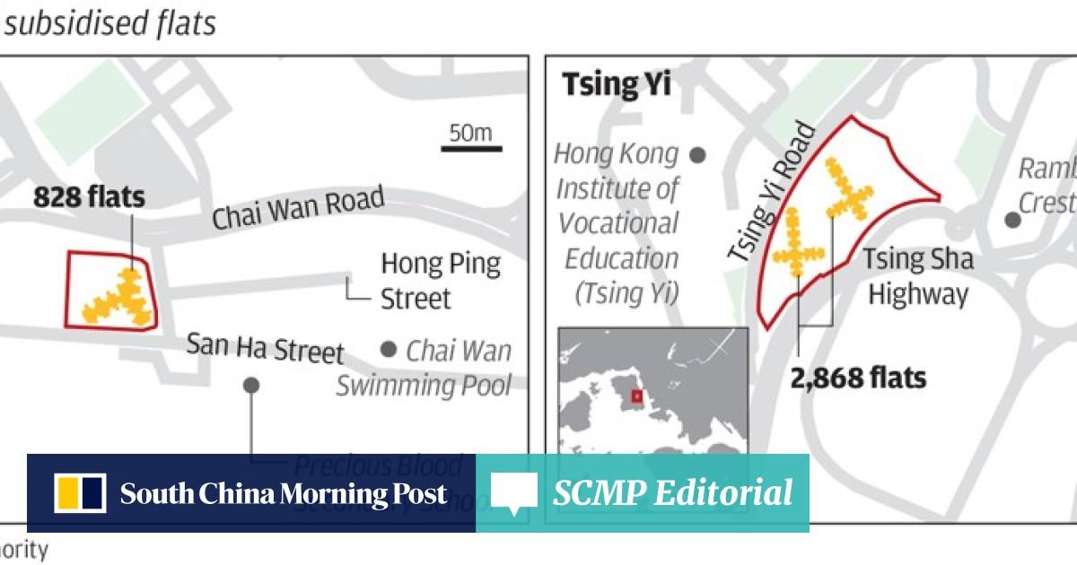 3,600 flats to hit Hong Kong market this year under Green Form