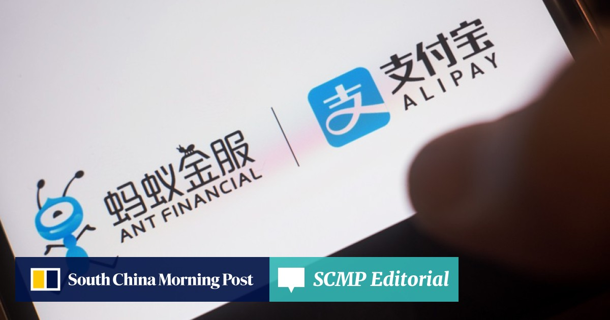 Alibaba, Ant Financial to form oversight body to tighten