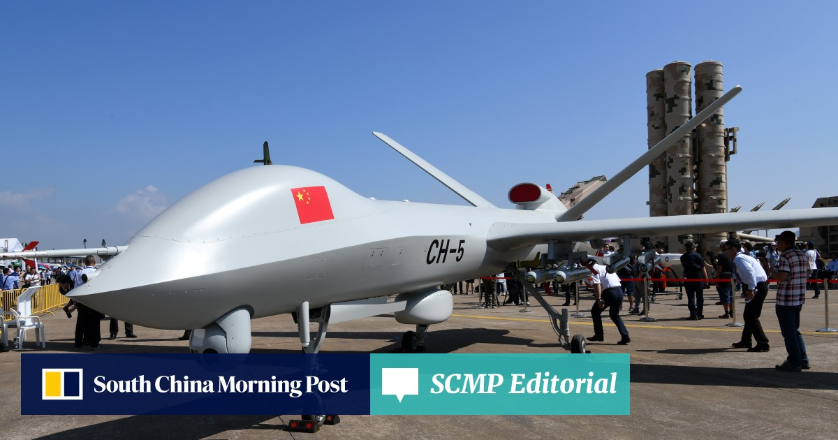 China sells arms to more countries and is world's biggest exporter