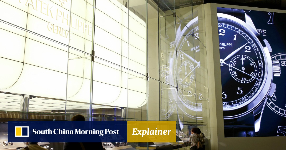4920321d8 LVMH, Omega among luxury brands playing catch-up with Apple in smartwatch  race | South China Morning Post