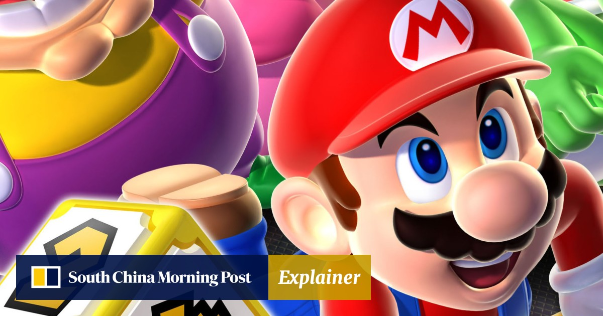 e00d43da Nintendo celebrates Mario's 30 years of being super | South China Morning  Post