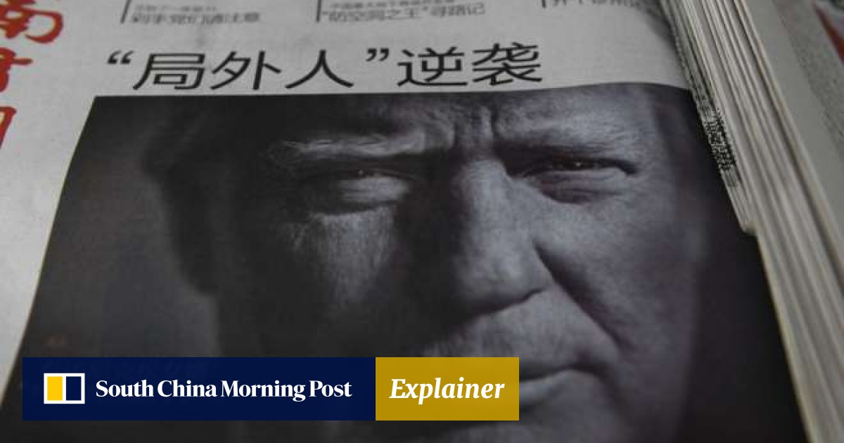 How China can take advantage of Donald Trump's U S  election