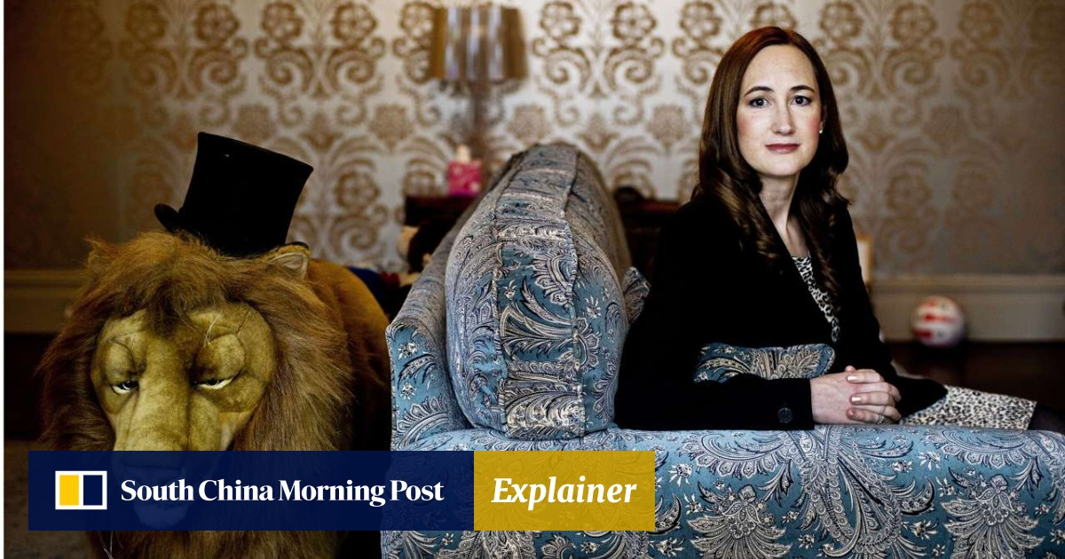5fc8ecadf Sophie Kinsella doesn't venture far from her bestselling formula   South  China Morning Post