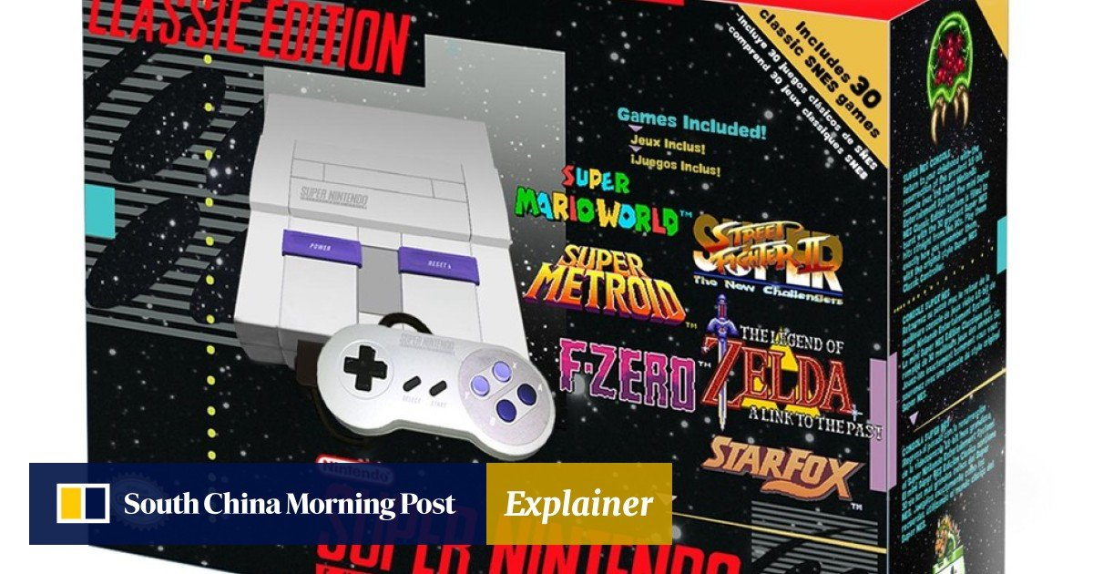 Nintendo's SNES Classic will come with 21 legendary games