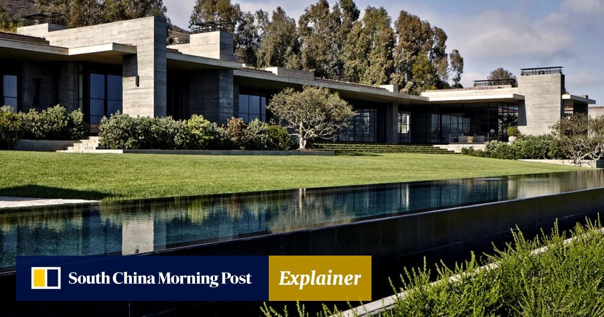 Hot property: billionaire pays US$85 million for Malibu estate