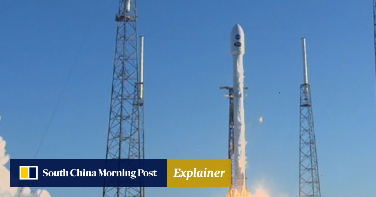 Elon Musk's SpaceX launches Planet-Hunter satellite into orbit