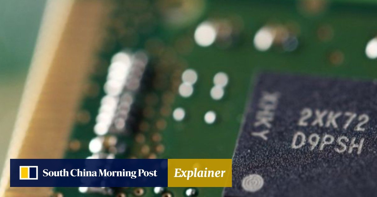 Chinese memory chip maker Fujian Jinhua says there's been