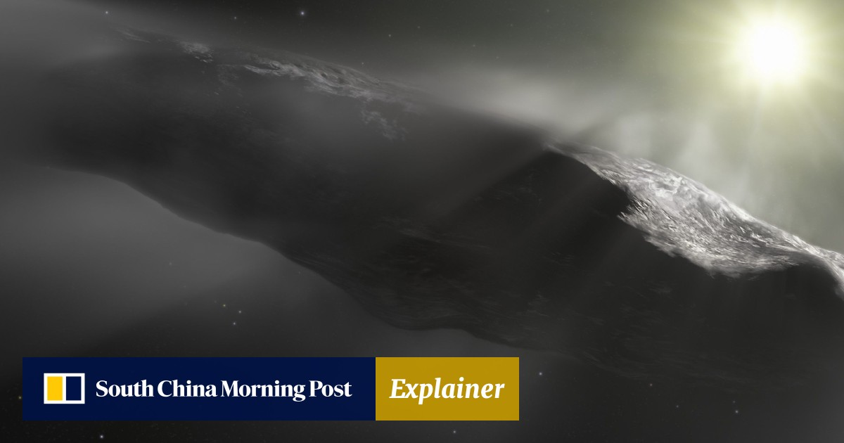 The top Harvard astronomer who says an alien spaceship may