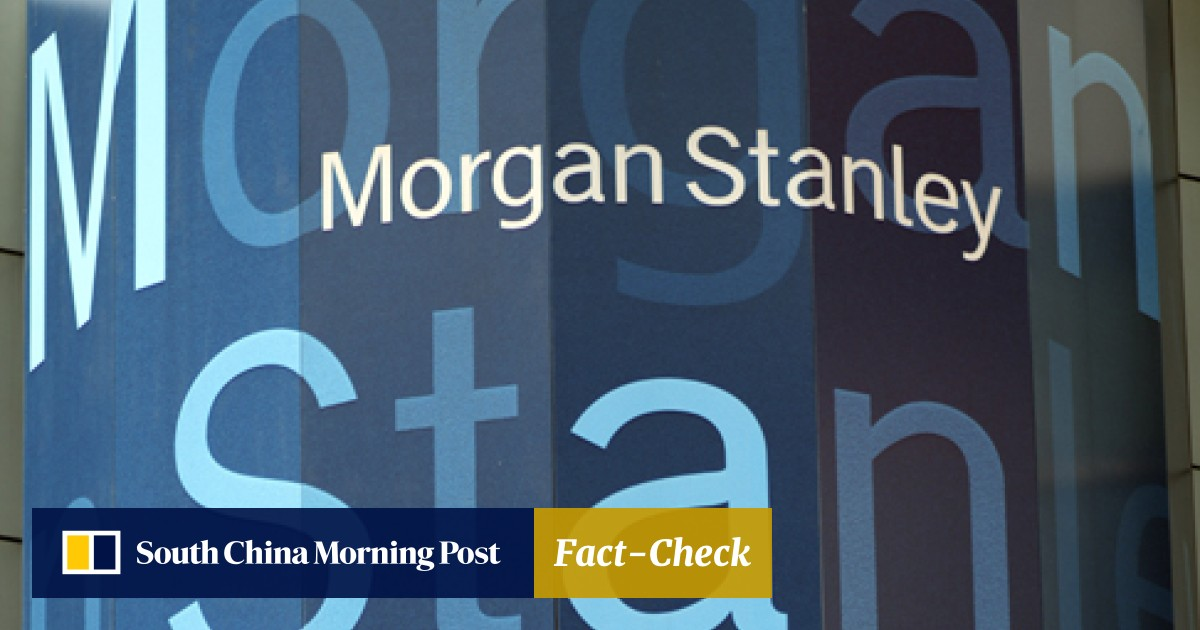 Morgan Stanley cuts private banking staff | South China Morning Post