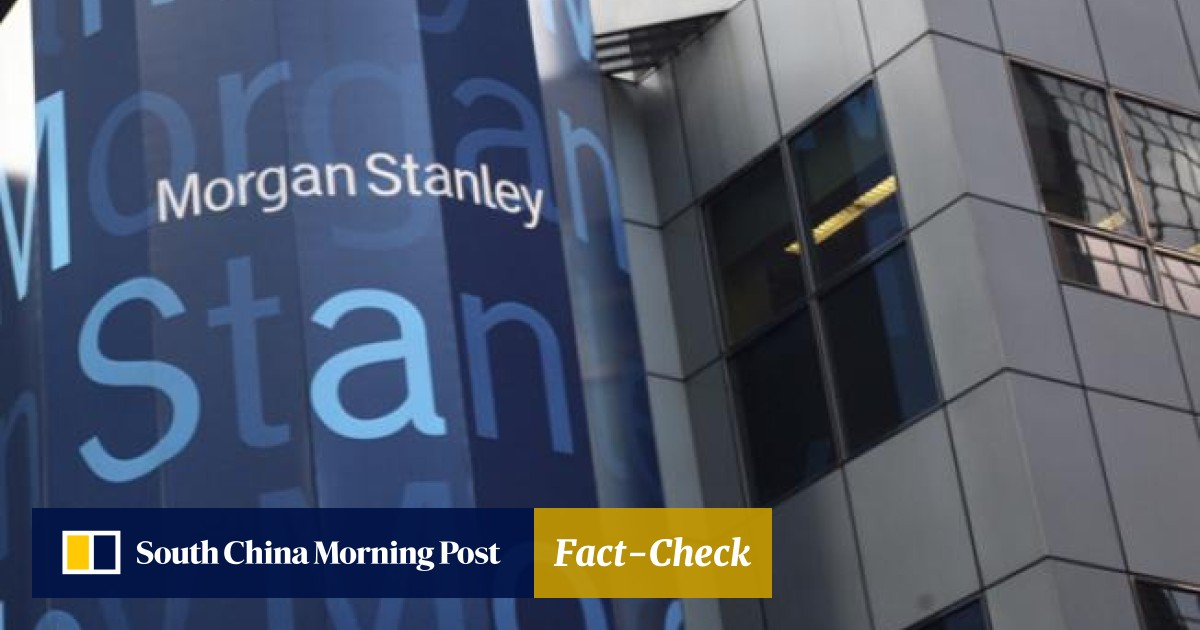 Morgan Stanley lays off private bankers | South China Morning Post