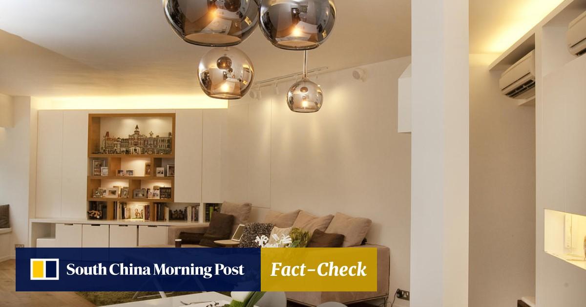 Hong Kong couple's loft-inspired high-rise flat a design