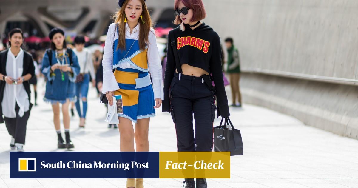 afeeaa16681 Korean streetwear takes the global fashion scene by storm