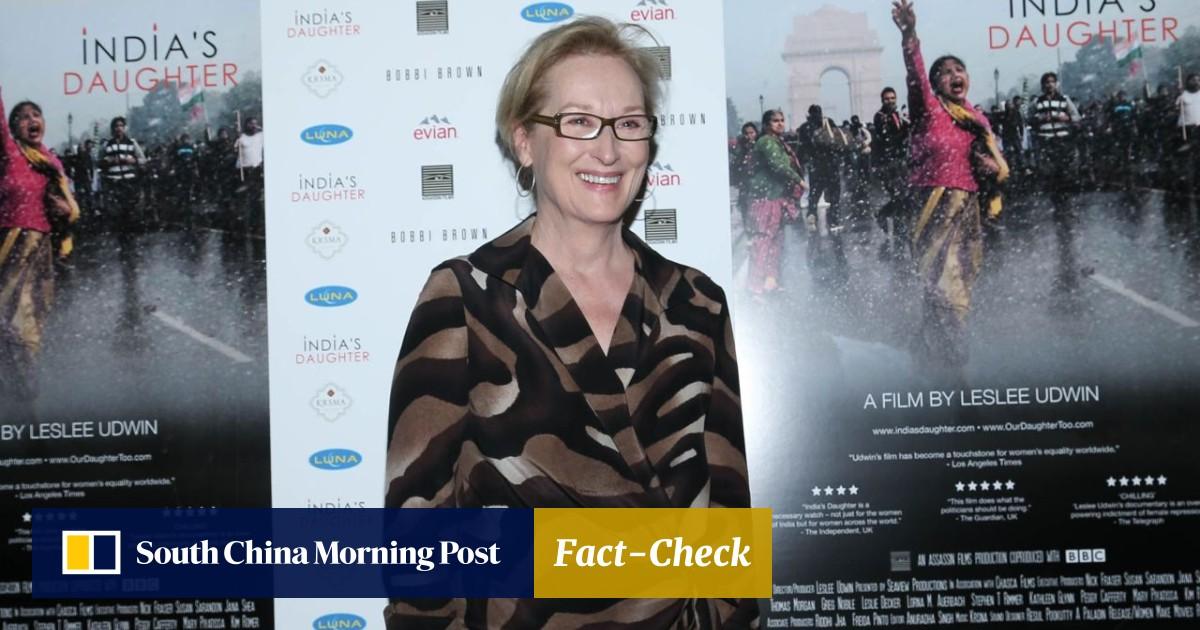 Meryl Streep throws support behind Oscar nod for documentary