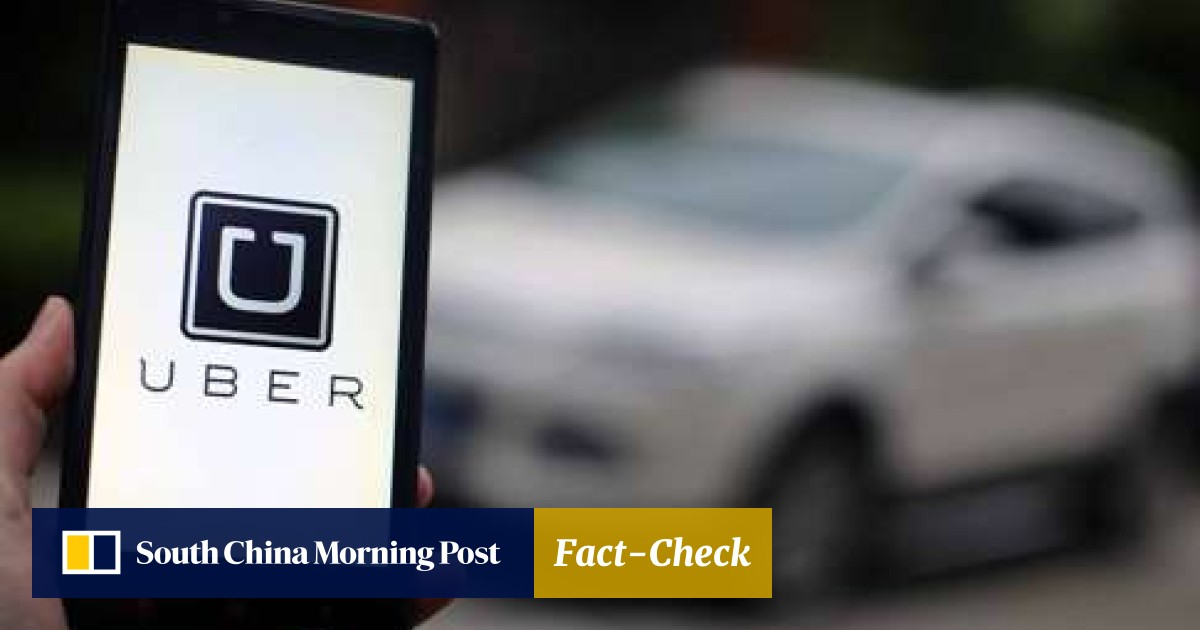 Uber introduces face recognition technology in China operations