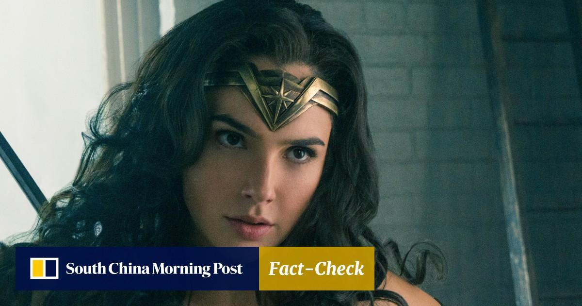 Justice league parody wonder woman redtube enjoy free