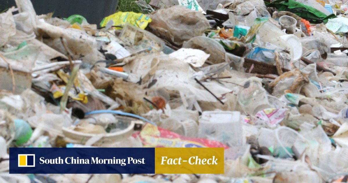 Hong Kong throws away 5 2 million bottles every single day – is it