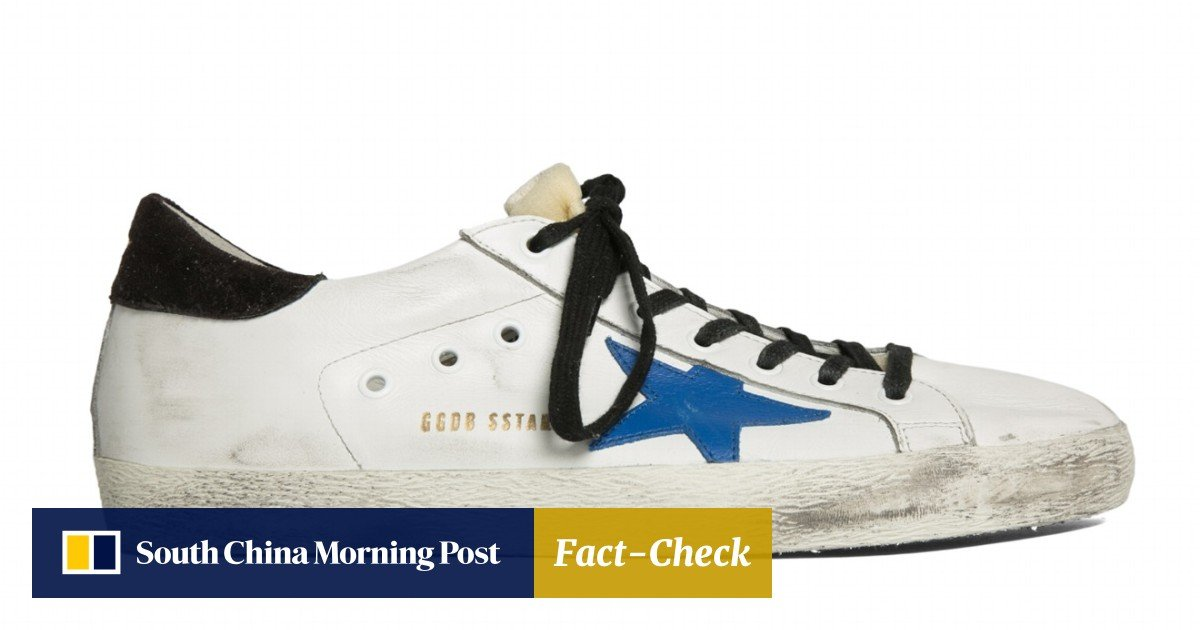 627a7cfd844 How cult label Golden Goose took flight with sneakers scuffed ...