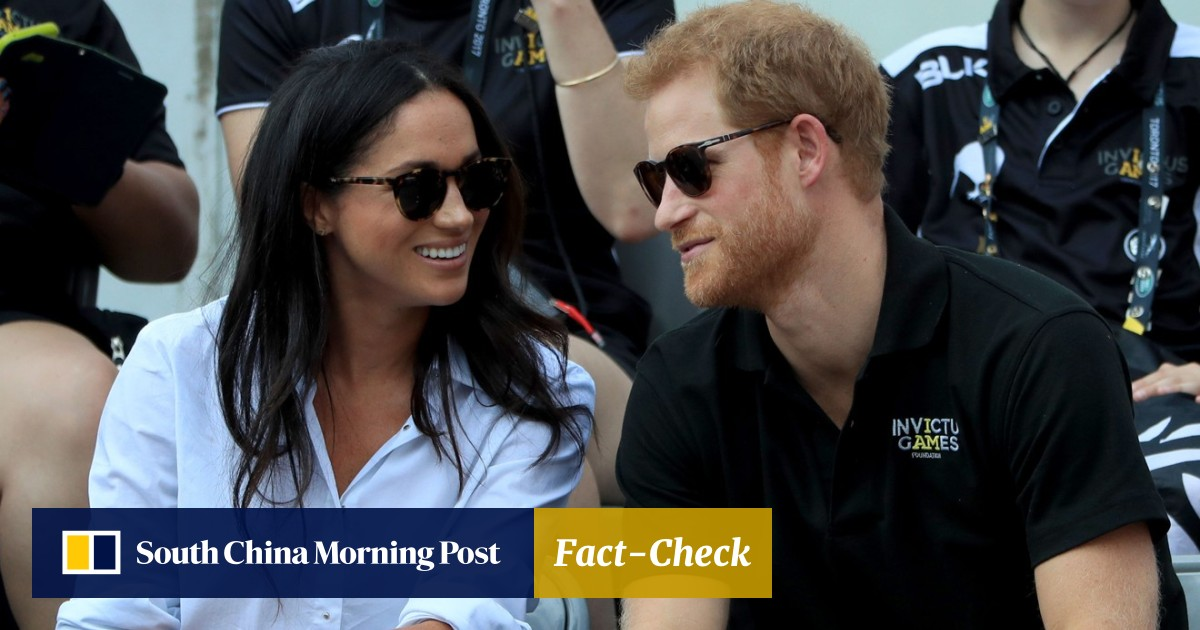 British media mulls mystery of Prince Harry and Meghan Markle's