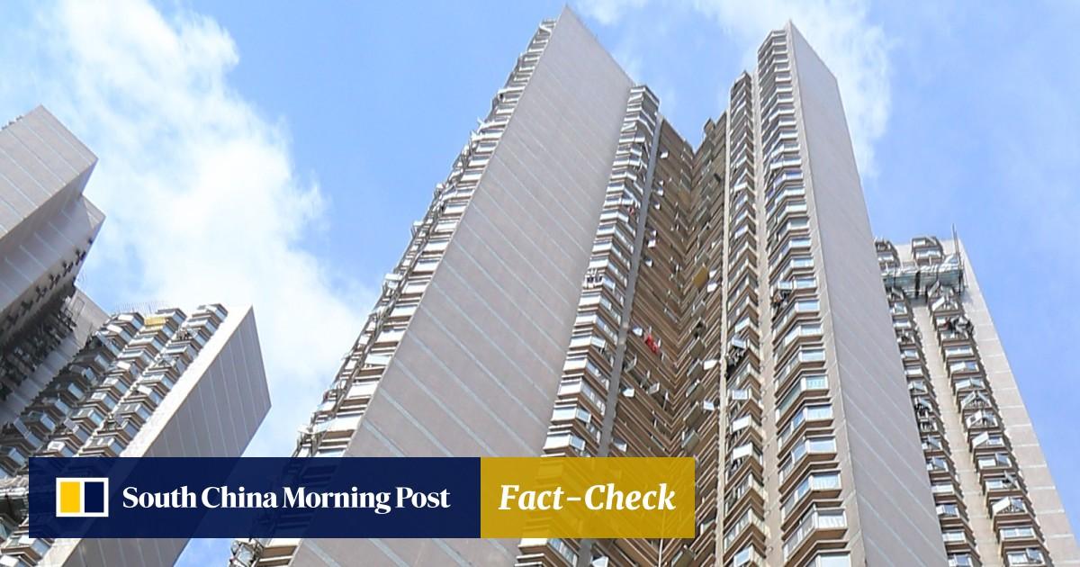 Hong Kong lift crash prompts urgent inspections of 300 identical
