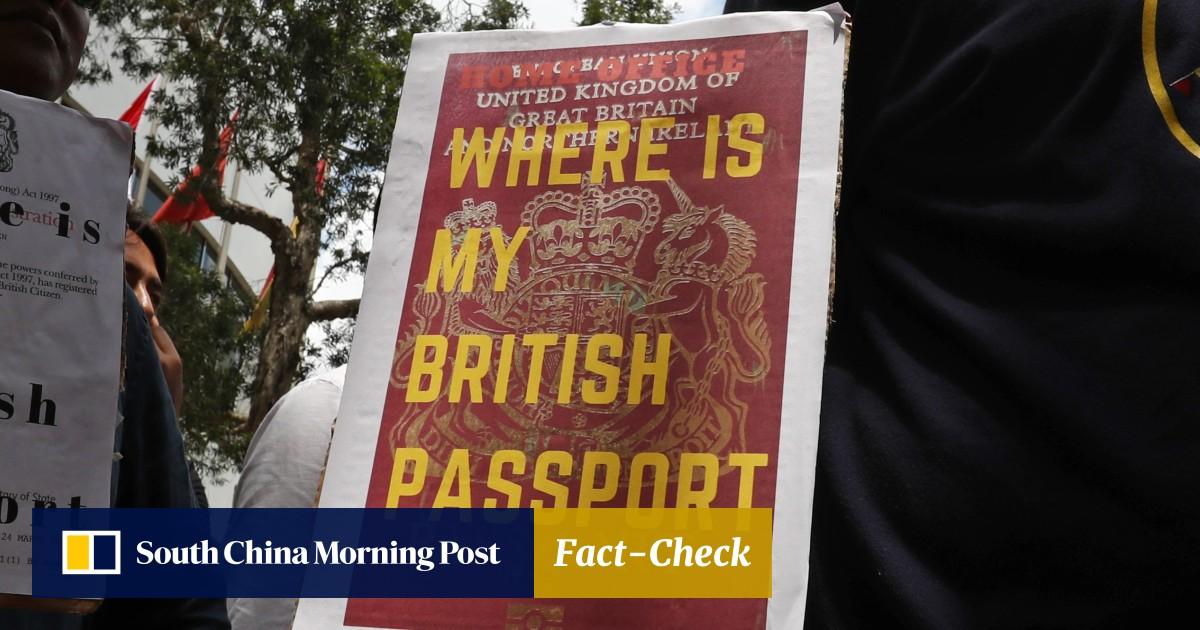 Fake Gurkhas are causing passport delays in Hong Kong