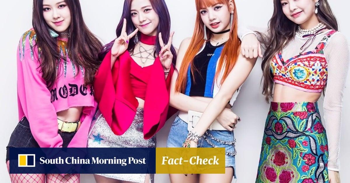 K-pop girl band Blackpink's record-breaking run goes on