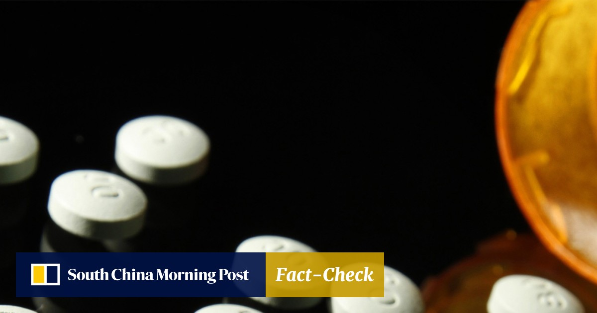 How the US opioid crisis and trade dispute with China have