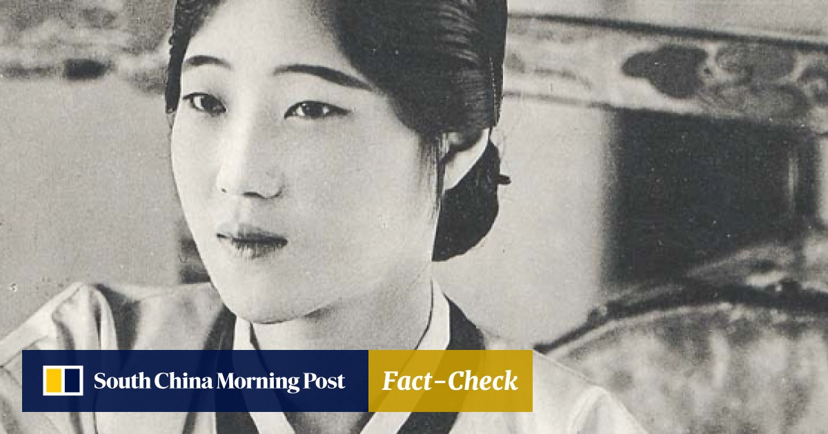 A Korean woman struggles in 19th century France in Man Asian