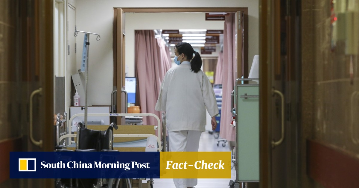 1c5db311c8 Patient dies at Hong Kong public hospital after ventilation bag not  connected to oxygen supply | South China Morning Post
