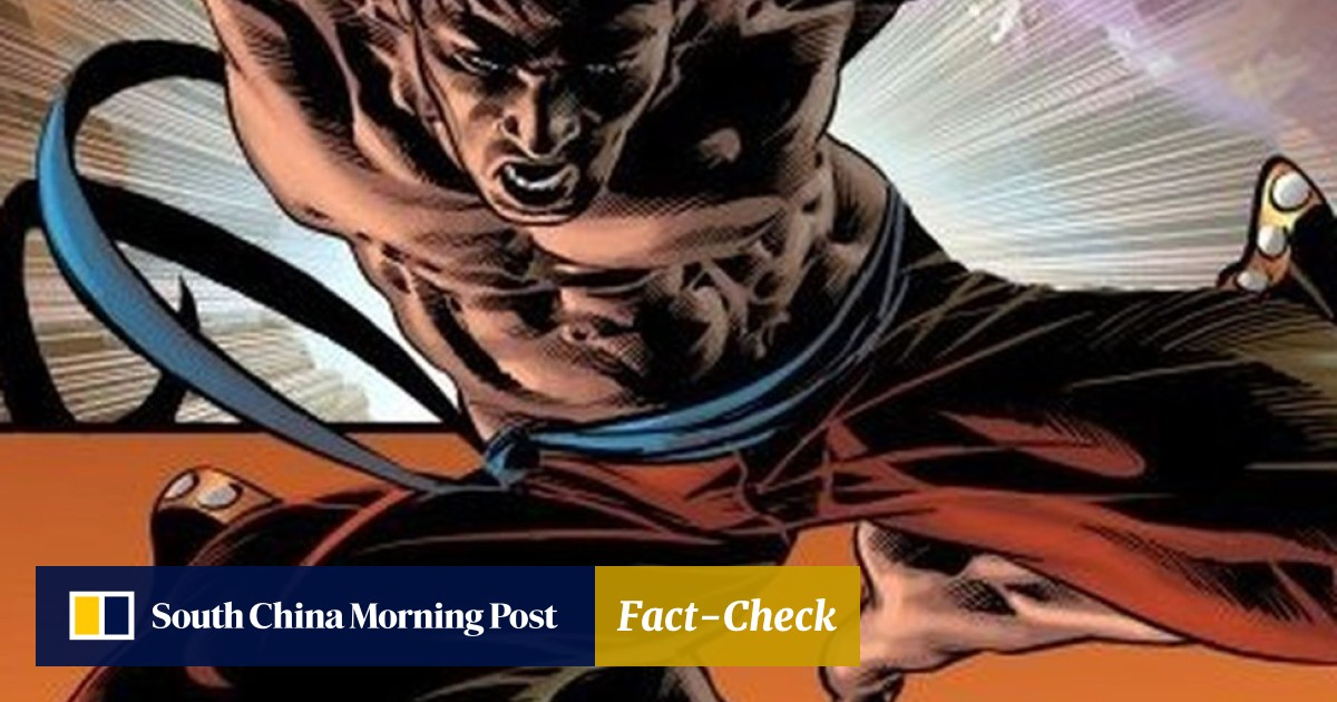 Marvel 'insults China' by making its first Asian superhero