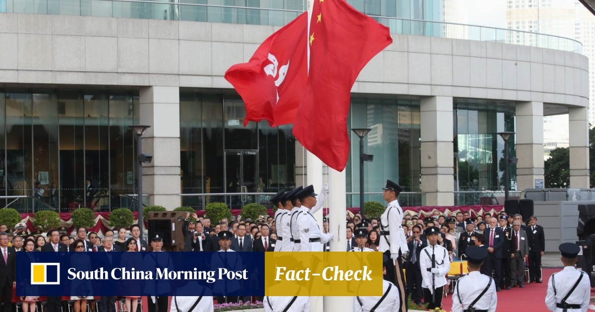 Hong Kong's new anthem law: what you can and cannot do