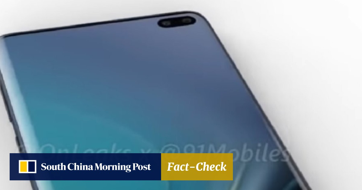 What can we expect from Samsung's upcoming Galaxy S10