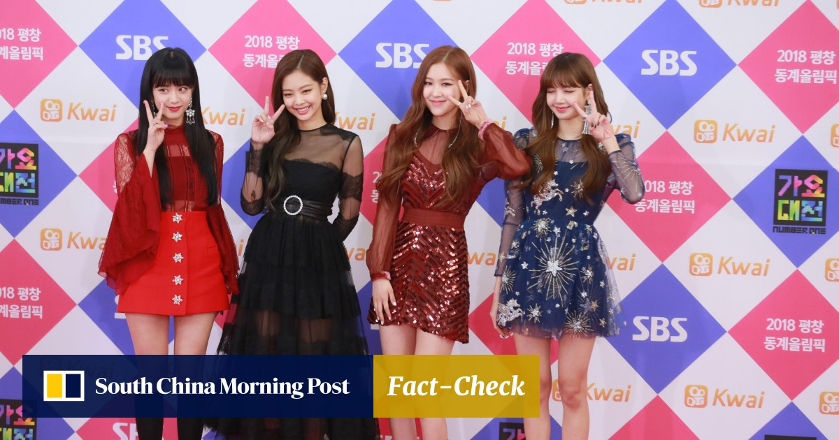 2a9c96d511 'Billboard' embraces BLACKPINK as its first Korean cover girls | South  China Morning Post