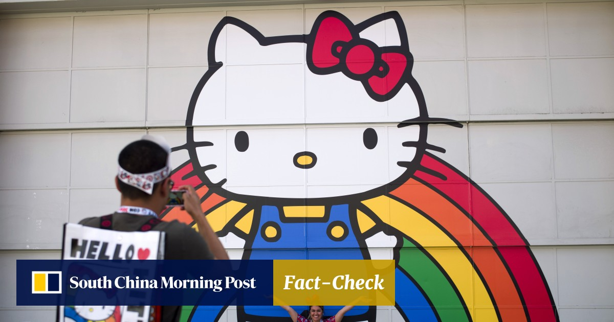933952aff Hello Kitty, one of Japan's most beloved cartoon characters, is getting her  first English-language movie | South China Morning Post