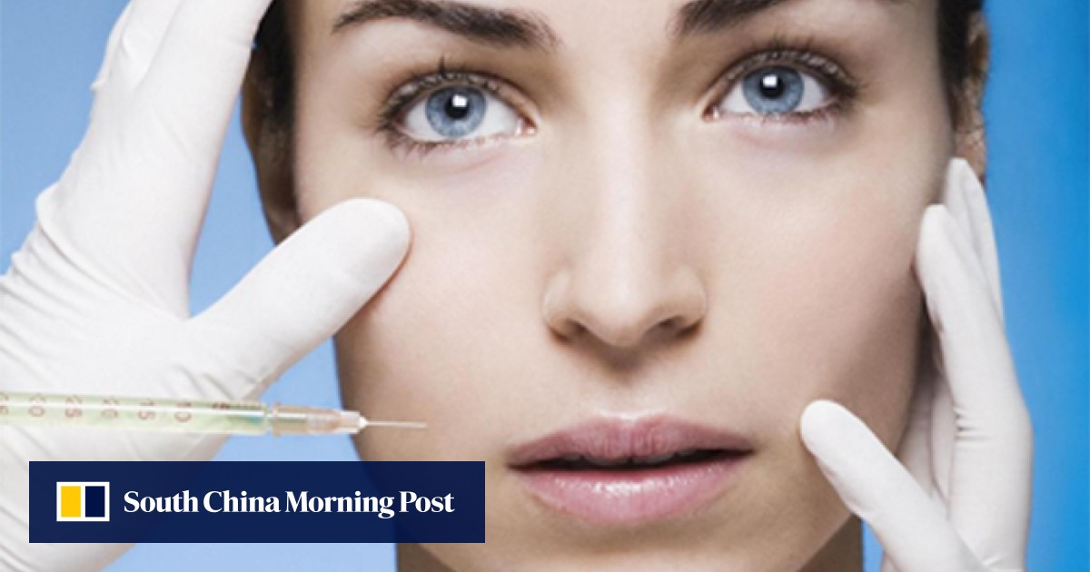 Beauty before age   South China Morning Post
