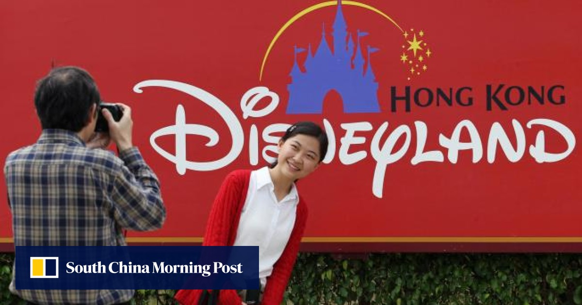HK Disneyland ticket price
