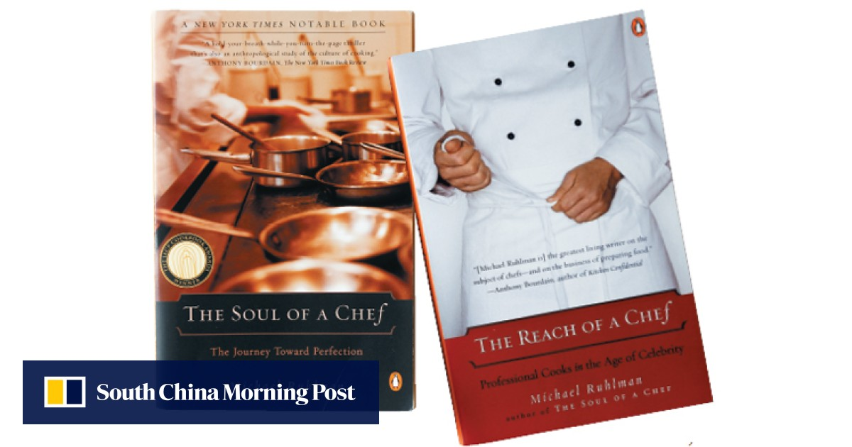 Books The Soul Of A Chef And The Reach Of A Chef Post Magazine