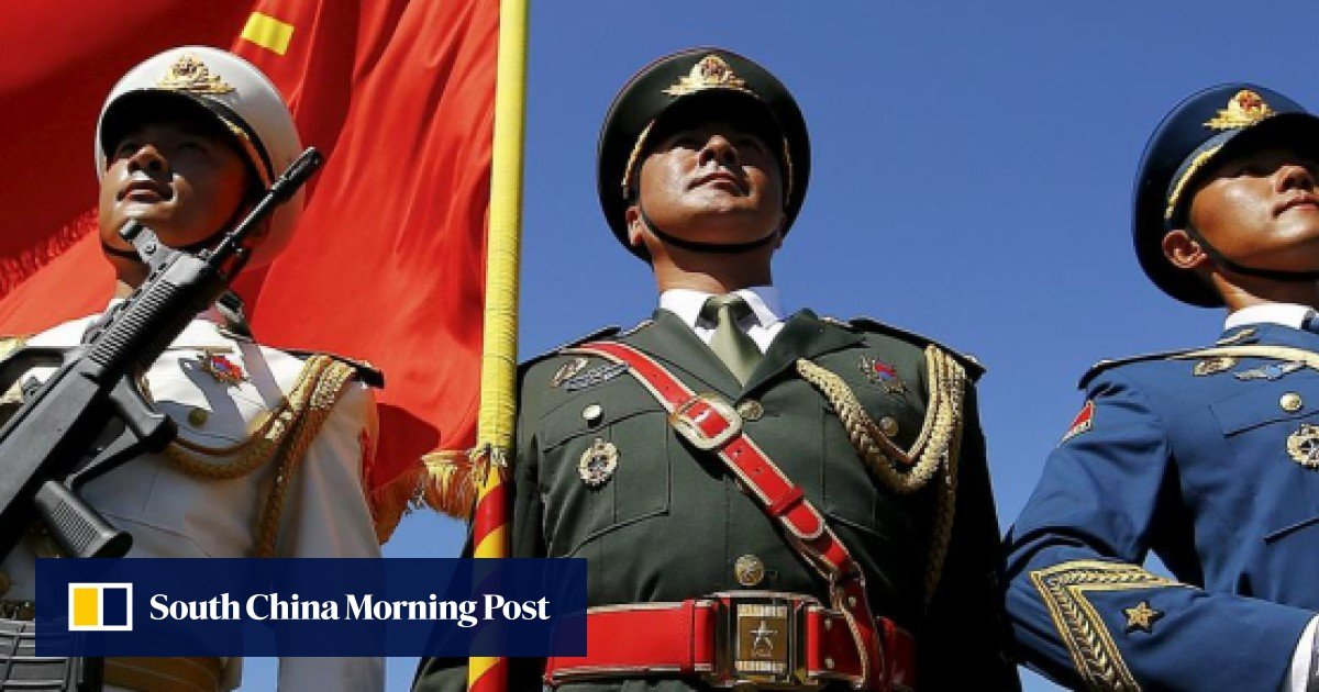 The Radical Plan To Turn China S People S Liberation Army