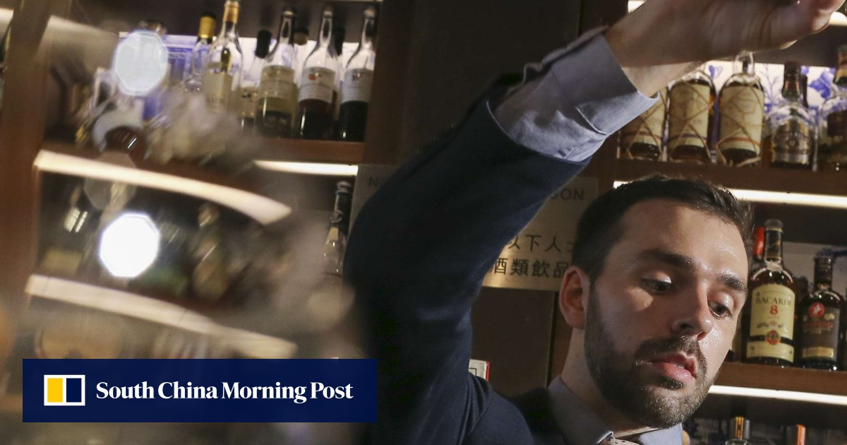 James Barker, Hong Kong Bartender of the Year, on negroni that was